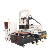 Wholesale T-Slot Table Multi Spindle Automated Wood Router , High Efficiency 3d Cnc Router from china suppliers