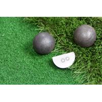 Best Low Broken Rate 60MN Material Mill Balls for Mines , Forging steel balls wholesale