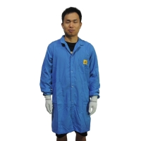 Wholesale 150gsm Cotton ESD Smock from china suppliers