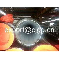 Best API5L PSL1 Original Cold Drawn Seamless Tube Gas / Oil Field Pipe wholesale