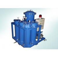 Waste Lube Oil Purifier Hydraulic Oil Filtration Machine 12 Tons/day for sale