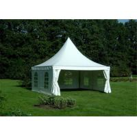 Wholesale Wedding Pagoda Party Tent Aluminum Frame UV Resistant 3 X 3m Expandable Screw from china suppliers