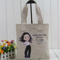 100GSM calico shopping bags(coton bags)(promotions cotton bag)