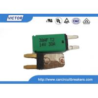 Best VDE V7AM Thermal Protector Normally Closed / Normally Open Thermal Fuse Color Code wholesale