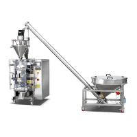 Wholesale Reliable Auger Powder Filling Machine Automatic Film Rectifying Deviation Function from china suppliers
