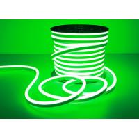 Wholesale Green LED Neon Tube Light For Bedroom / Garden Decoration 120V Input from china suppliers