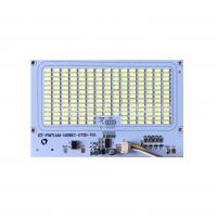 China Solar LED Flood Light Panel High Power Led Module With Battery Volume Display Function on sale