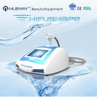 Wholesale NUBWAY beauty equipment manufacture hifu cellulite reduction slimming machine for sale from china suppliers