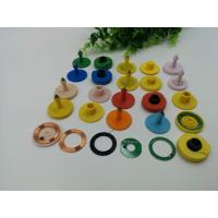 Wholesale RFID ear tags Custom Colour  Custom Ear Tags   Custom Shape TPU Material  for cattle/ sheep /goat from china suppliers