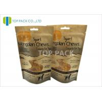 Wholesale Snack Food Paper 3.5oz Stand Up Zipper Packaging Waterproof Free Shape Window from china suppliers