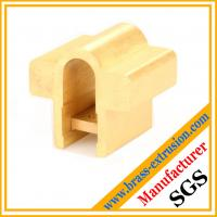 Wholesale copper alloy extrusion profiles for electric parts from china suppliers