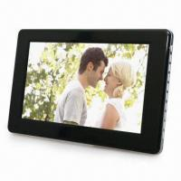 Wholesale 9-inch Digital Photo Frame with Built-in Stereo Speakers, Measures 240 x 145 x 24mm from china suppliers