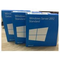 Wholesale Enterprise Level Windows Server 2012 Retail Box Simple Operation For PC from china suppliers