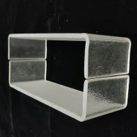 Buy cheap High quality energy saving U Profile Channel Glass prices from wholesalers