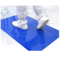 Wholesale Disposable 250% Rupture Elongation 50um PE Sticky ESD Mat from china suppliers