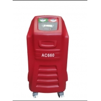 Wholesale Vehicle 1.8 CFM Air Conditioning Recovery Machine One Key Operation from china suppliers