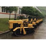 China 30hp Mini Diesel Salt Field Tractor Crawler Bulldozer Compact Dozer for sale