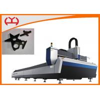 Wholesale Sheet Metal IPG Fiber Laser Cutting Machine With SmartNest Composing Software from china suppliers