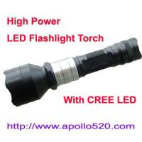 Wholesale High Power LED Flashlight Torch from china suppliers