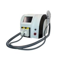 China High Light Pigment Removal IPL Skin Tightening / Hair Removal Machine Wind Cooling on sale