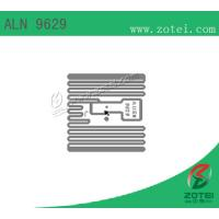 Wholesale ALN 9629 sticky RFID label / inlay,H3,840~960MHz,ISO/IEC 18000-6C (EPC C1 GEN2) from china suppliers