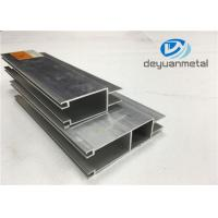 Wholesale Customized Sliding Open Style Aluminium Door Frame Profile 6063-T5 Length 3m - 6m from china suppliers