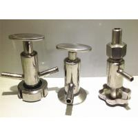 """Buy cheap 1""""-4"""" Stainless Steel Sanitary Valves Weld Connection Both Membrane Functions from wholesalers"""