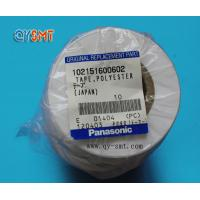 Wholesale PANASONIC smt parts Tape ,polyester 102151600602 from china suppliers