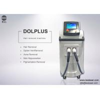 China Multi Function 510nm - 1200nm E-Light IPL RF Beauty Machine For Hair Removal on sale