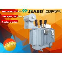 Wholesale JBANG 3 phase 33kv to 11kv 1000kva Oil Immersed Power Transformer from china suppliers