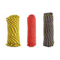 Wholesale 6mm-12mm Braided Polypropylene General Purpose diamond solid braid Rope Color may vary from china suppliers