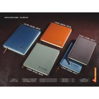 China Leather Cover Custom Printed Notebooks Writing Journals For Business on sale