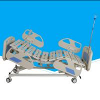 China 5 Functions Electric Hospital Bed Durable For Icu / Clinic Easy To Move on sale