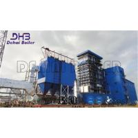 China Vertical Fluidized Bed Furnace CFB Power Plant , Coal Fired Boiler 90% Thermal Efficiency for sale