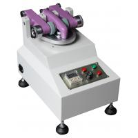 Quality DIN Test Standard TABER Abrasion Tester , Leather Laboratory Equipment for sale