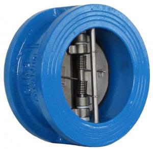 ANSI wafer check valve flanged ends