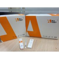 Wholesale Screening One Step Rapid Test For Semi - Quantitative Detection Alcohol Cassette from china suppliers