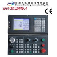 Best High Speed four Axis CNC Router & Engraving Controller Numerical Control Systems wholesale