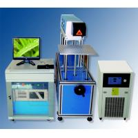 Buy cheap High speed CO2 laser marking machine with stable performance for wood,bamboo from wholesalers