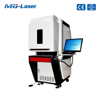 Wholesale 3W UV Laser Marking Machine For Phone Pad Power Bank Superior Performance from china suppliers