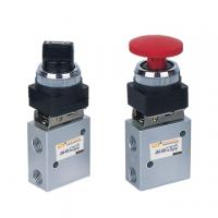 Foot pneumatic valve with lock (4F210-08L)