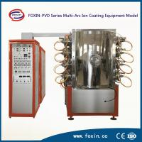 Wholesale Vacuum Ion Titanium Gold Coating Machine from china suppliers