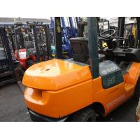 Wholesale toyota used forklift, FD40 toyota forklift, used forklift, FD 20/30/40/50 forklift from china suppliers