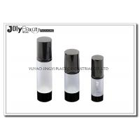 Wholesale Professional Airless Pump Bottles White Head Cap Empty Cosmetic Bottles Material ABS from china suppliers