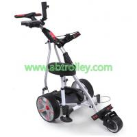 Wholesale P1 digital sports electric/remote golf trolley from china suppliers
