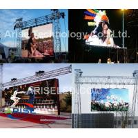 Wholesale P5 led display 640x640 p6 outdoor led screen cabinet die cast aluminum stage rental screen from china suppliers