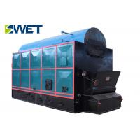 Wholesale Biomass Coal Fired Industrial Steam Boiler Double Drum 1.25MPa Working Pressure from china suppliers