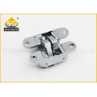 Commercial Concealed 3 Way 180 Degree Folding Door Hinges 3d Adjustable