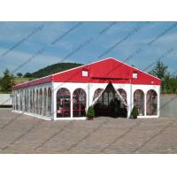 Wholesale Colorful Waterproof Alumunium PVC Tent  Plain White Sidewalls for  Party from china suppliers