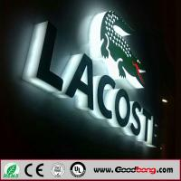 Wholesale Backlit Acrylic LED Sign 3D Light Box Letter Sign from china suppliers
